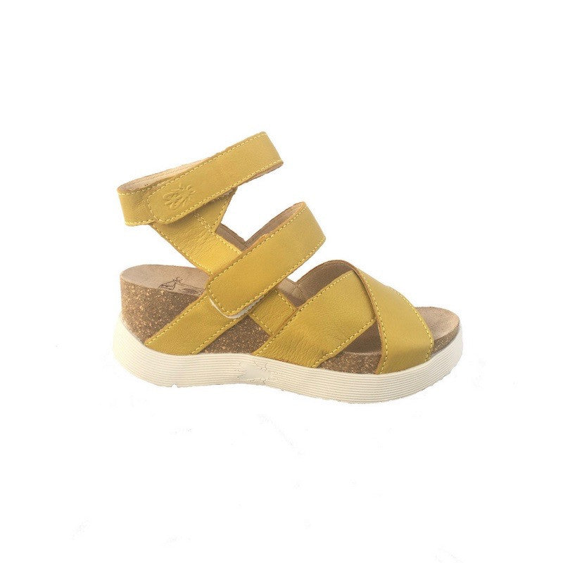 Wege Leather Sandal
