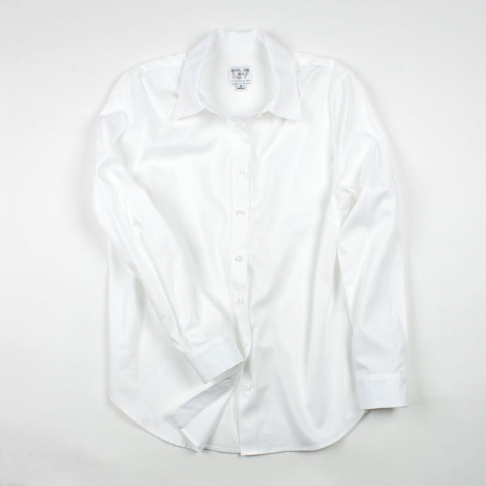 The Risky Business Shirt - Cloud White