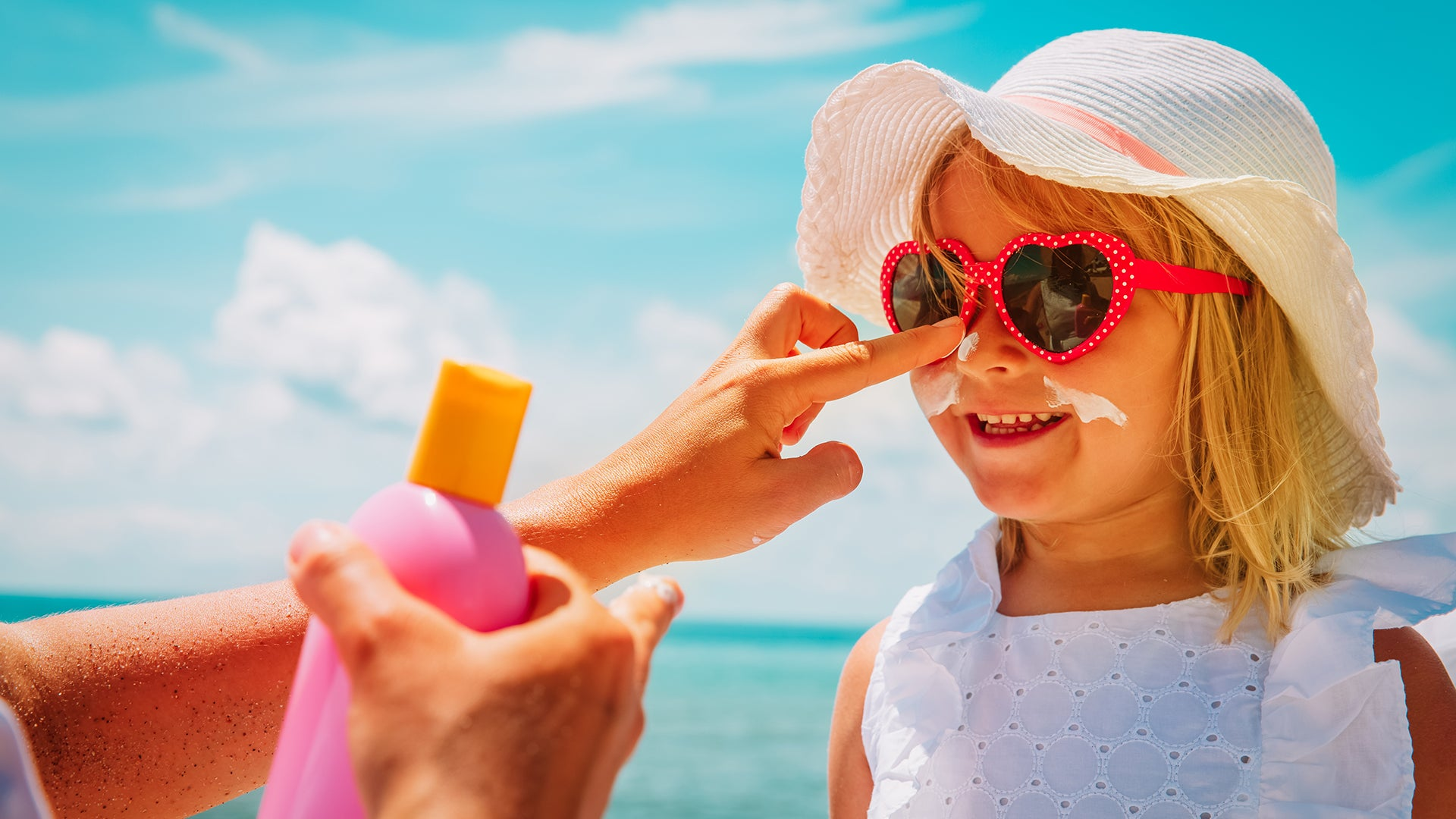 Kids Health: Sun Safety