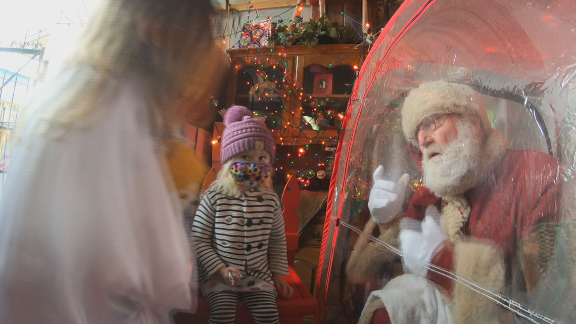 KGW-TV: 'Santa Pod' helps bring back the magic of Christmas in pandemic