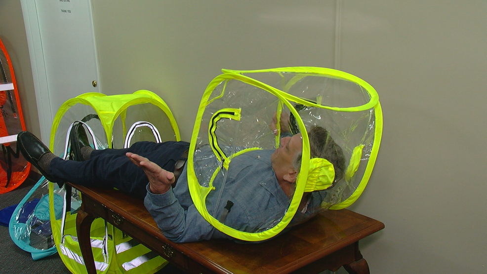 WKRC-TV: Weather Pods May Help Protect Healthcare Workers