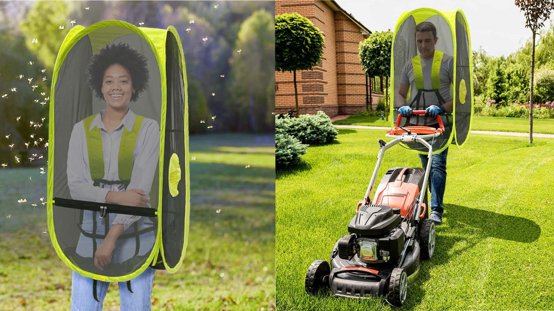With cicada season looming, UTW introduces the WalkingPod Mesh