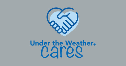 Under the Weather® Cares