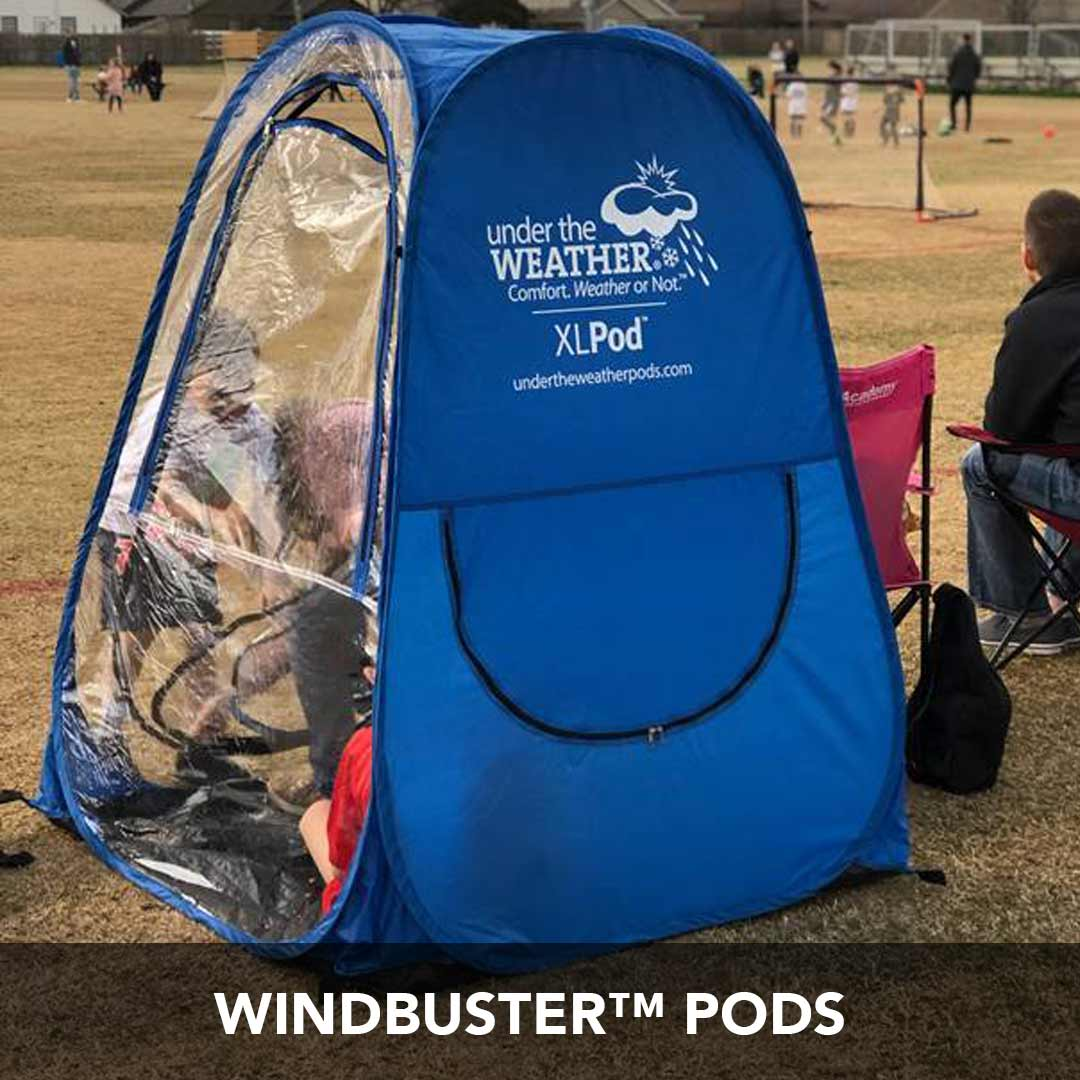 WindBuster Pods