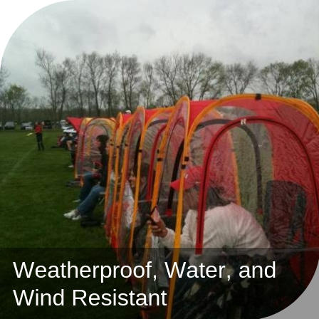 Weatherproof Design