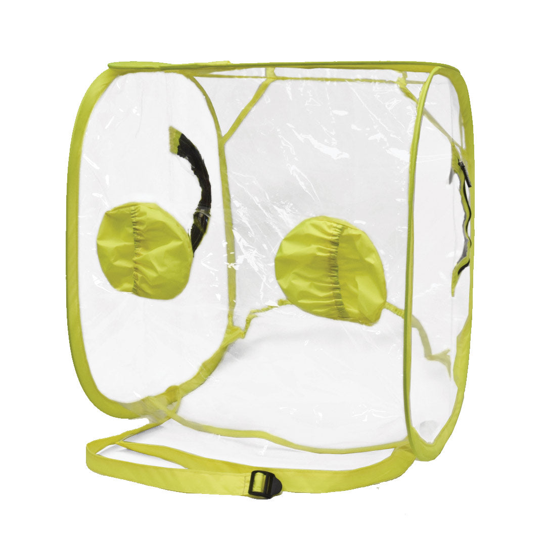 IntubationPod - Under the Weather® - Personal pop-up sports tent for mom, dad, kids, parents - Perfect for soccer, baseball, softball, football, youth team sports - As Seen on Shark Tank