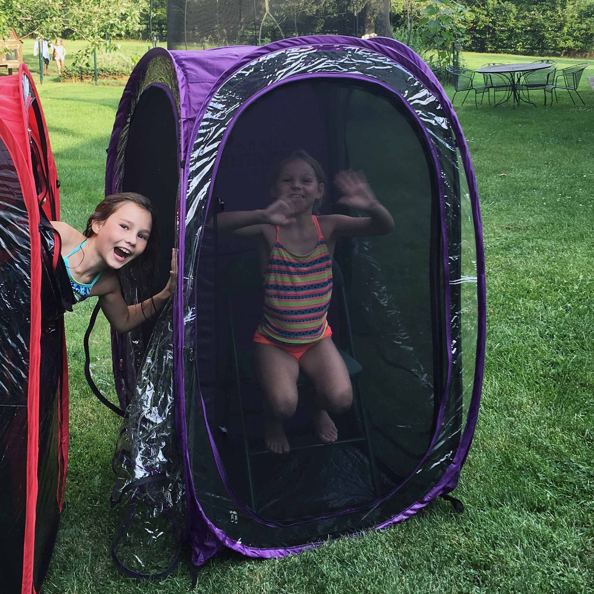 MyPod Screen Insert - Under the Weather® - Personal pop-up sports tent for mom, dad, kids, parents - Perfect for soccer, baseball, softball, football, youth team sports - As Seen on Shark Tank