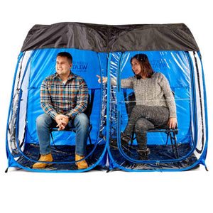 ConnectUp™ (2) Roof for MyPodXL™ - Under the Weather® - Personal pop-up sports tent for mom, dad, kids, parents - Perfect for soccer, baseball, softball, football, youth team sports - As Seen on Shark Tank