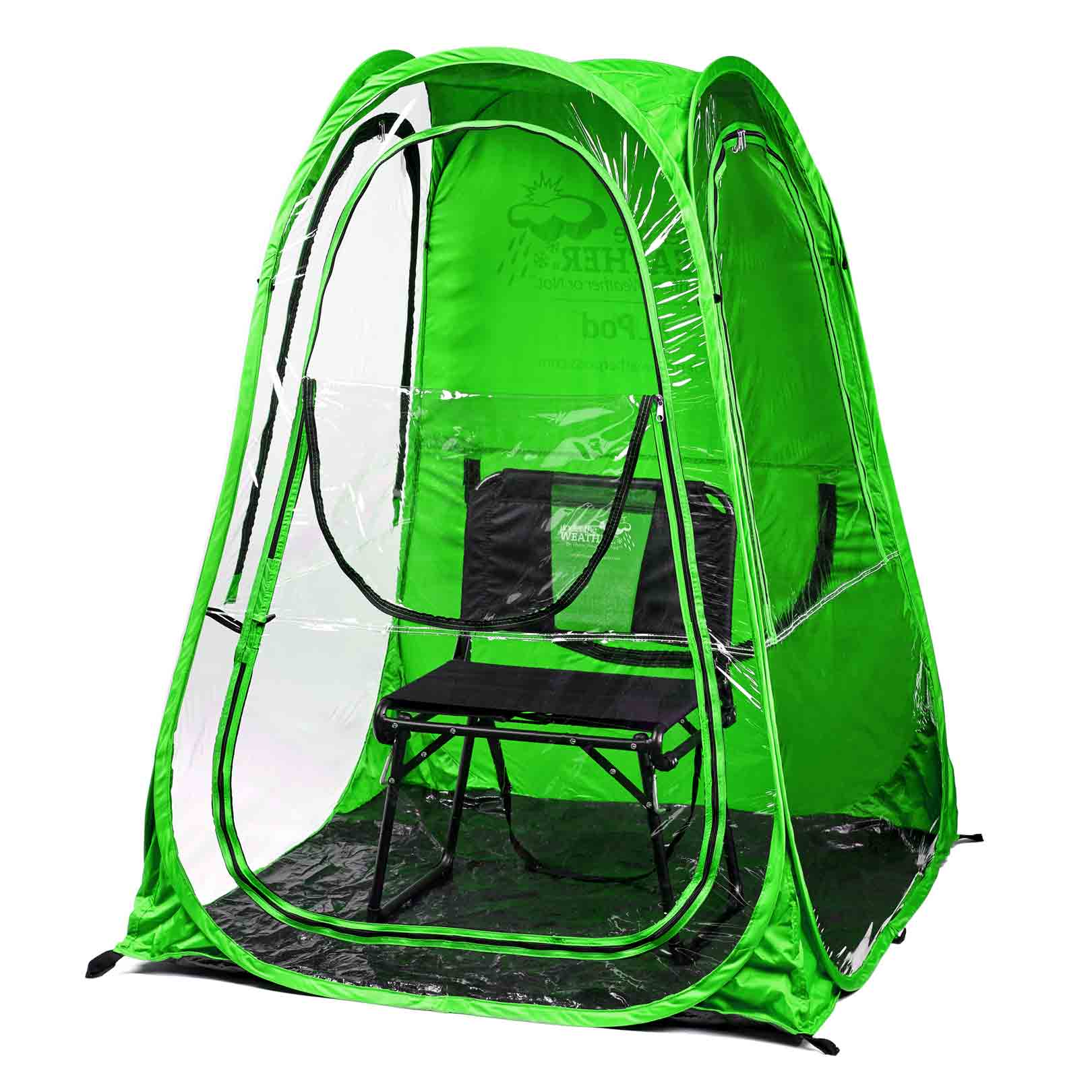 OriginalPod XL 1-Person Pop-up Tent - Under the Weather® - Personal pop-up sports tent for mom, dad, kids, parents - Perfect for soccer, baseball, softball, football, youth team sports - As Seen on Shark Tank