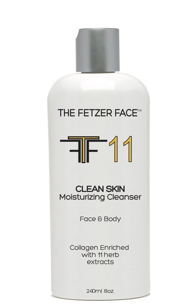 Fetzer Face 11 Clean Skin Body and Face Wash