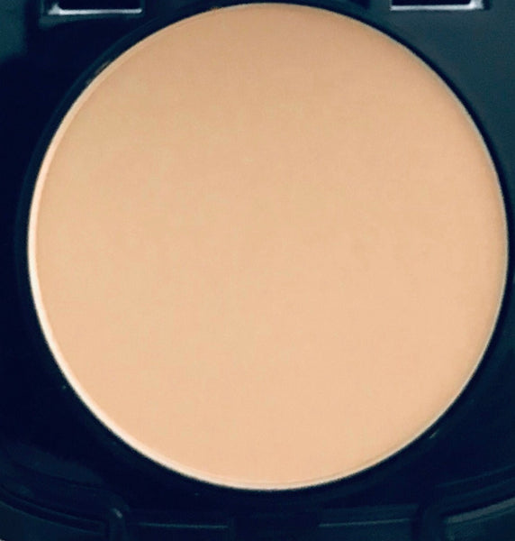 The Fetzer Face Dual Finish  Pressed Powder