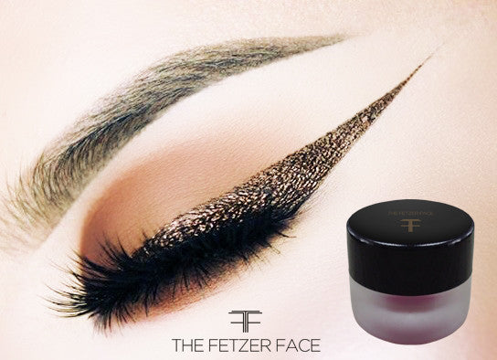 FF Gel Liner Black/Brown/Aqua/Silver/White/Gold