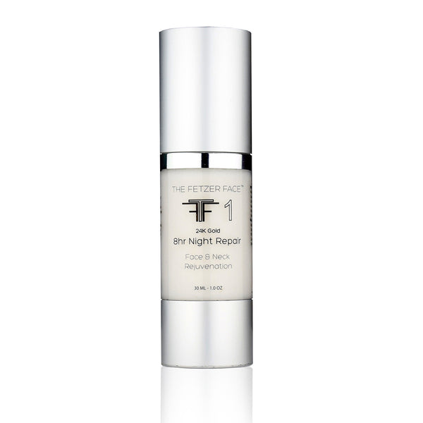 The Fetzer Face 8 hr Night Repair Face & Neck Rejuvenation