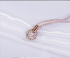 Elegant Round Necklace For Women