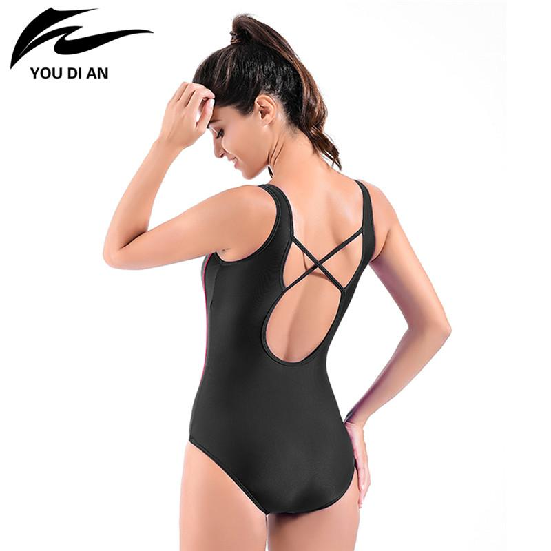 One Piece Swimsuit Bathing Suit swimming suit for women-SWIMWEAR-SheSimplyShops