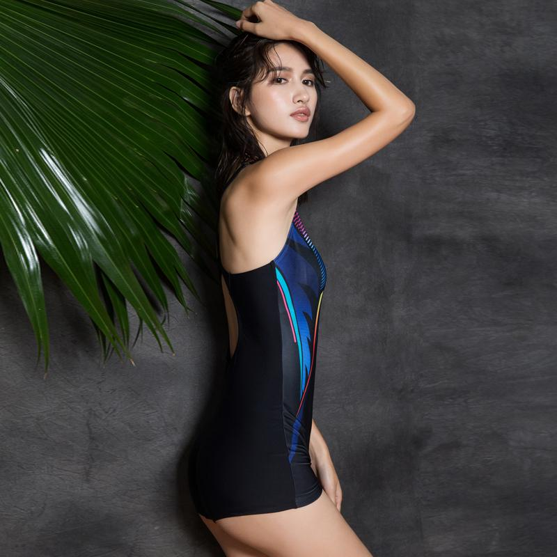 One Piece Swimsuit Women Swimwear Beach Bathing Suit Sportswear-ACTIVEWEAR-SheSimplyShops