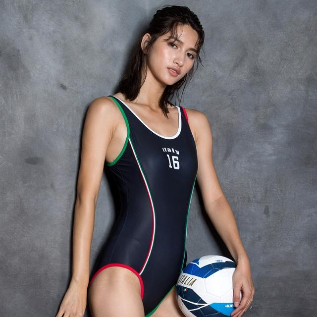 Sports Bodysuit One Piece Suit Swimwear Women Swimsuits Bating Suit-ACTIVEWEAR-SheSimplyShops