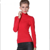 Ostrich Sweater Women High Quality Turtleneck Pullover Winter Tops Solid Sweater Autumn Female Sweater Sale
