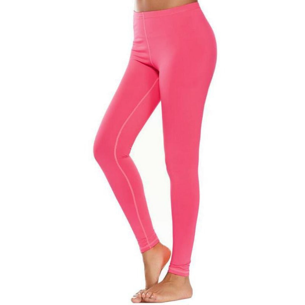 Sexy Women Sport Compression Tights Fitness Leggings High Waist Push Up Workout Running-ACTIVEWEAR-SheSimplyShops