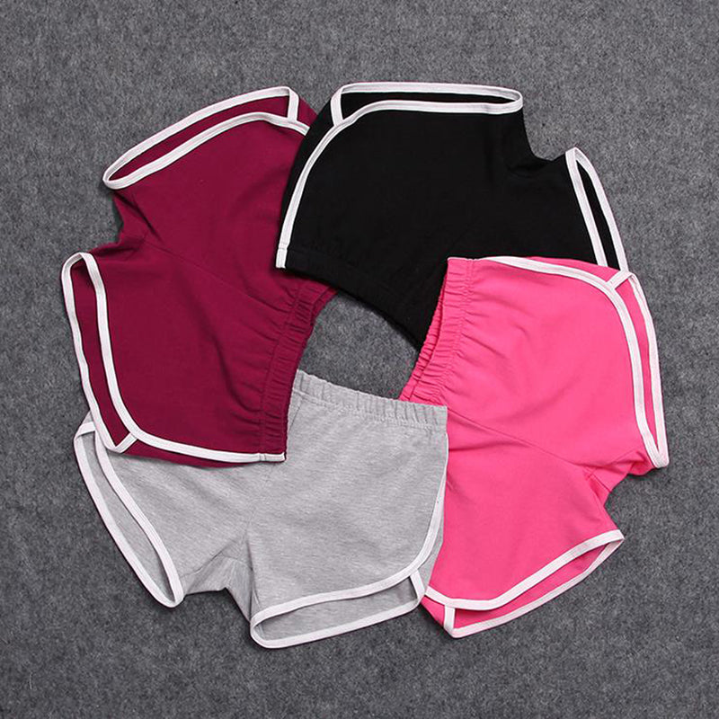 NIBESSER Multi-colors Multi-size Fitness Casual Straight Wild Shorts European And  Sexy Summer Shorts Home Shorts
