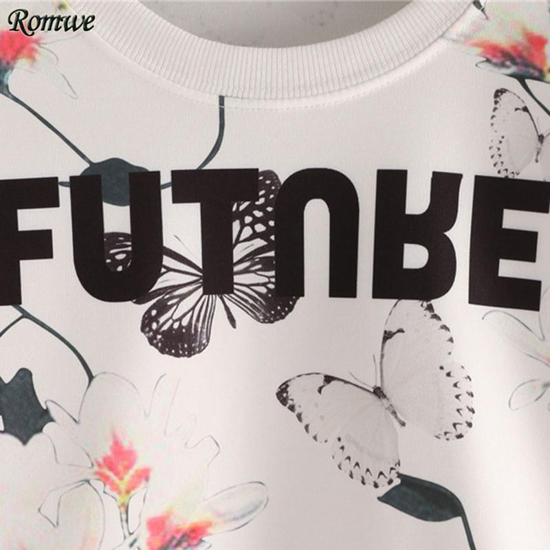 Ladies Summer Tops Woman T shirt Top Fashion White Short Sleeve Letter & Butterfly Print Crop T shirt-Bottoms-SheSimplyShops