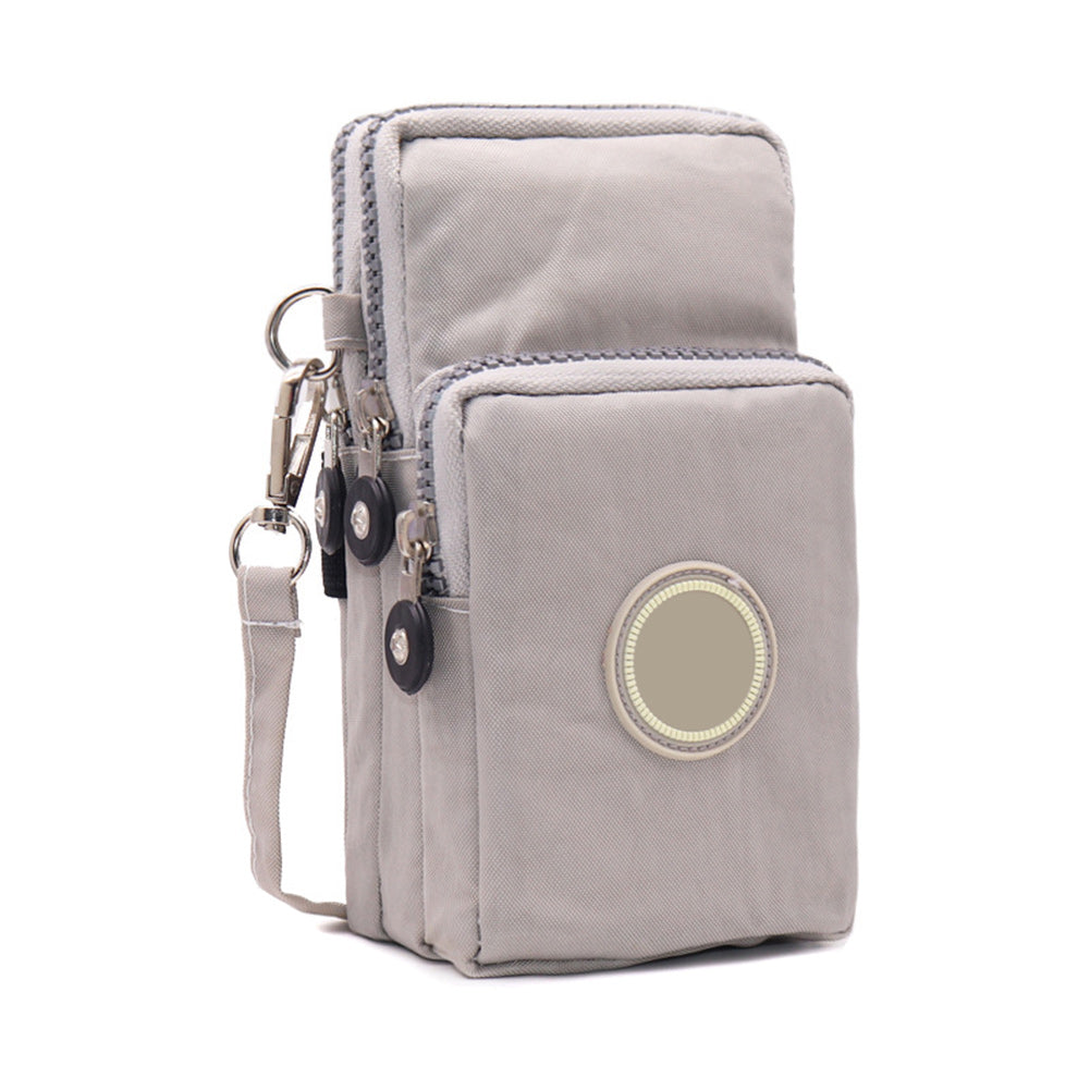 Women Messenger Crossbody Bag Wallet Handbag Phone Pouch Case Zipper Casual Shoulder Bag Purse
