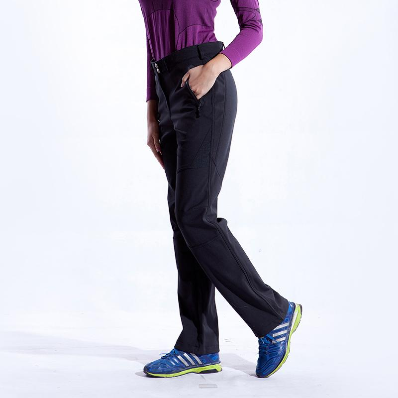 Women Hiking Pants 2 Colors Warm Outdoor Camping Pants For Woman Winter Sports Clothing-ACTIVEWEAR-SheSimplyShops