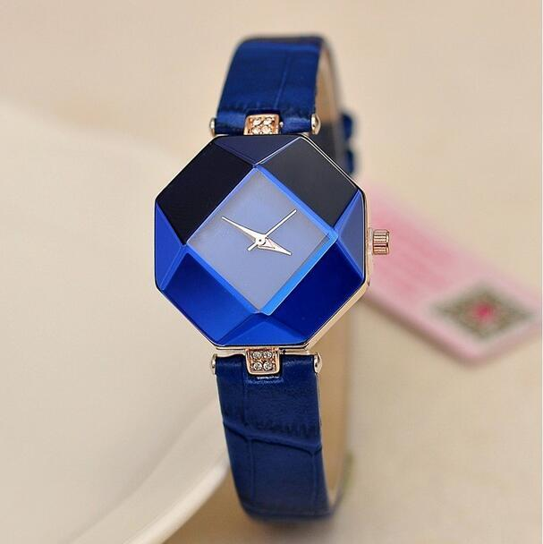 New Famous fashion brands women watches relogio feminino Leather quartz watches Casual Dress Women wristwatches kobiet zegarka