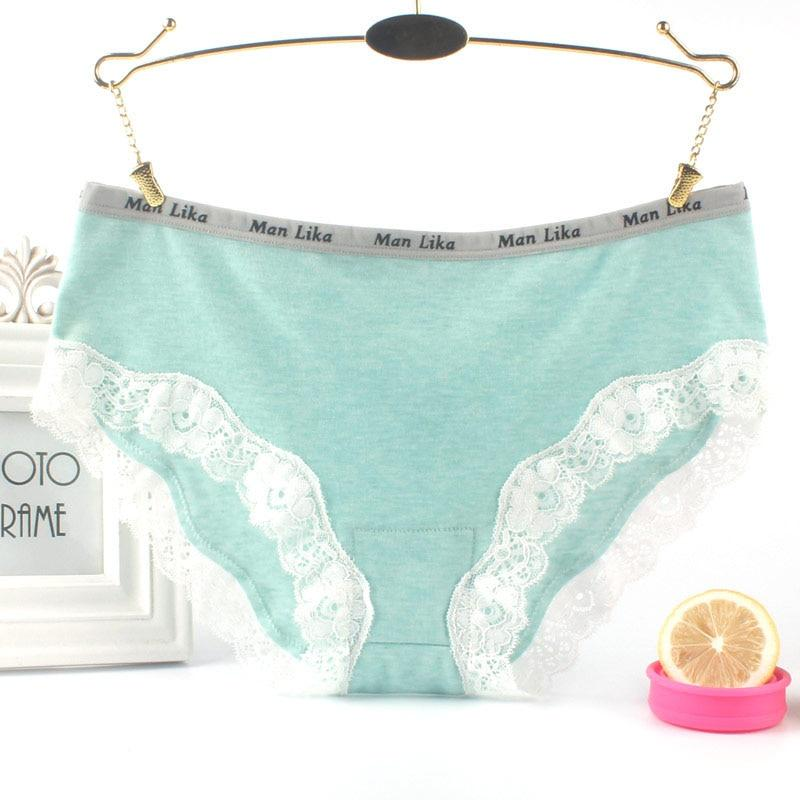 1PC Women underwear cotton panties For Ladies Women's Briefs