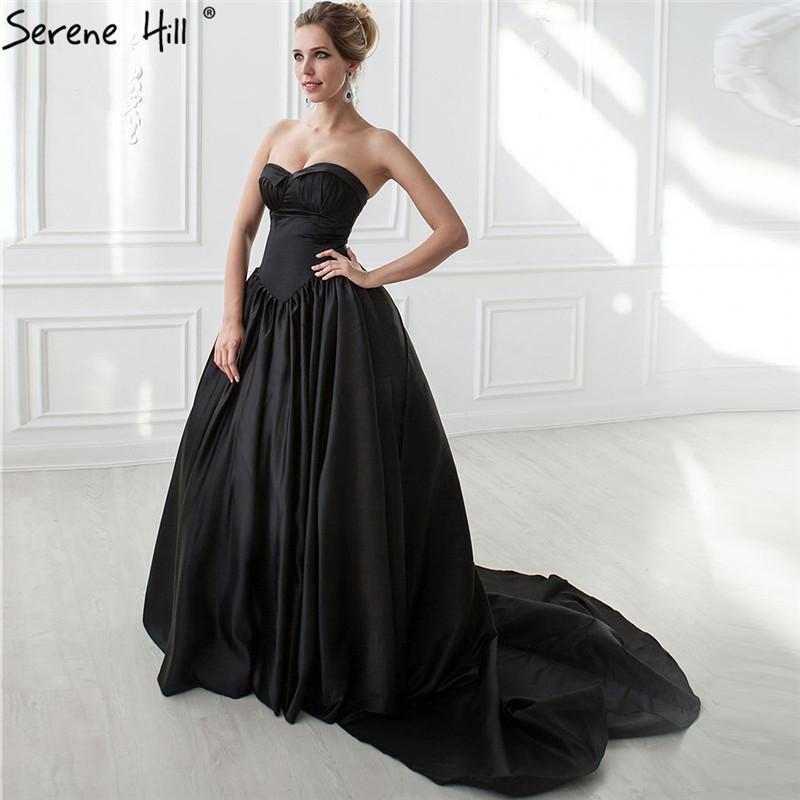 Black Ball Gown Wedding Dress Bridal Dress wedding dresses wedding gown-Dress-SheSimplyShops