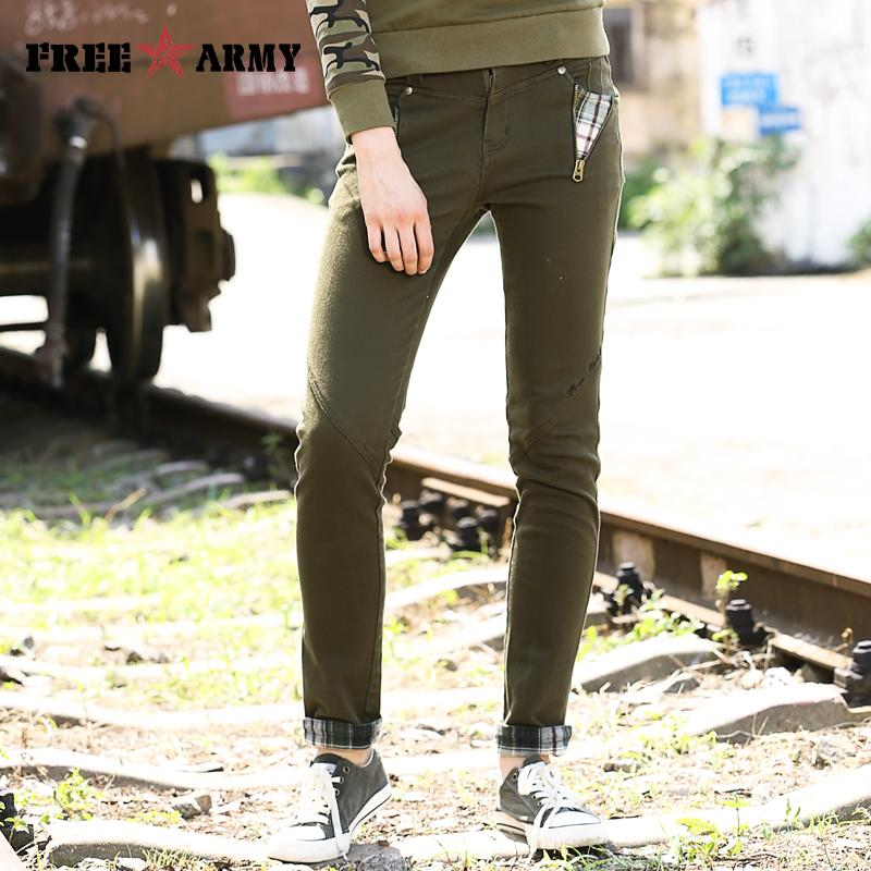 Women Pants Casual Fitness Ladies Cotton Slim Army Green Women Winter Sweatpants-PANTS-SheSimplyShops