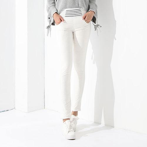 Warm Women's Trousers Winter New Winter Pants Women White Color High Waist Duck Down Pants For Women Female-PANTS-SheSimplyShops