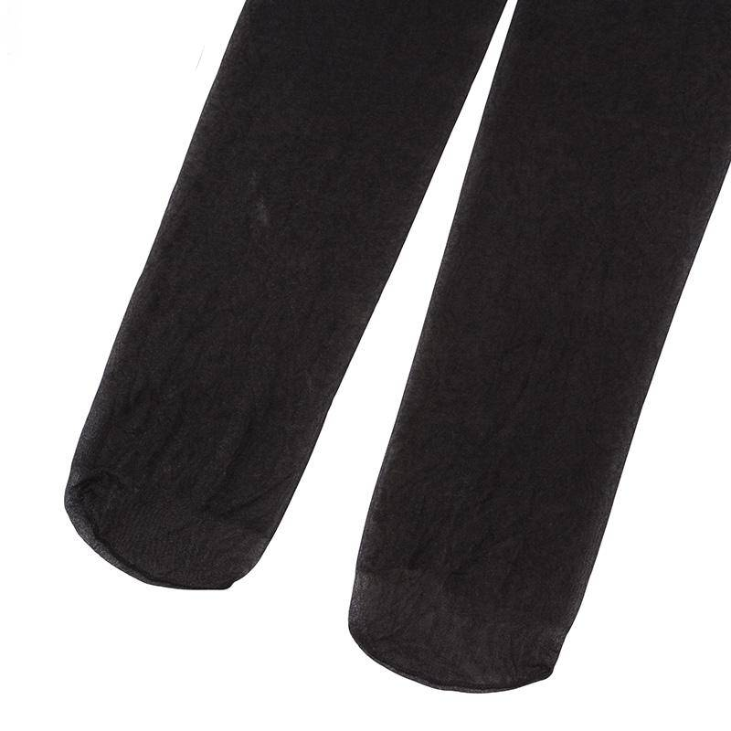 Black Pantyhose For Girl T Crotch Nylon Solid Skin Slim Tights Summer Spandex Lolita Black Tights