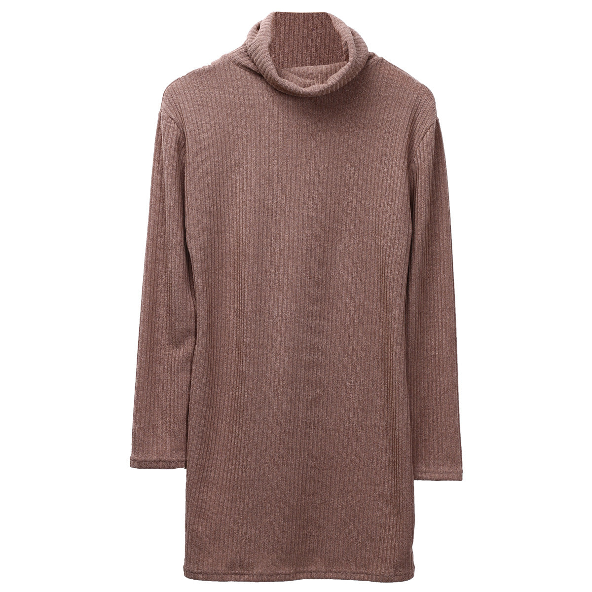 Winter Long Sweater Dress Women Turtleneck Sweaters Pullover Women Famale Knitted Sweater Pullover Women Turtleneck