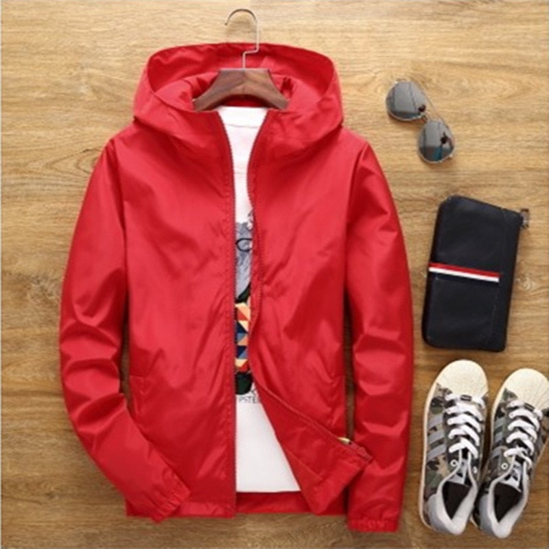 Thin Jacket Female Spring Autumn Large Size 7XL Overalls Summer Sunscreen Windbreaker Jacket Sunscreen Clothing Couple Models A8