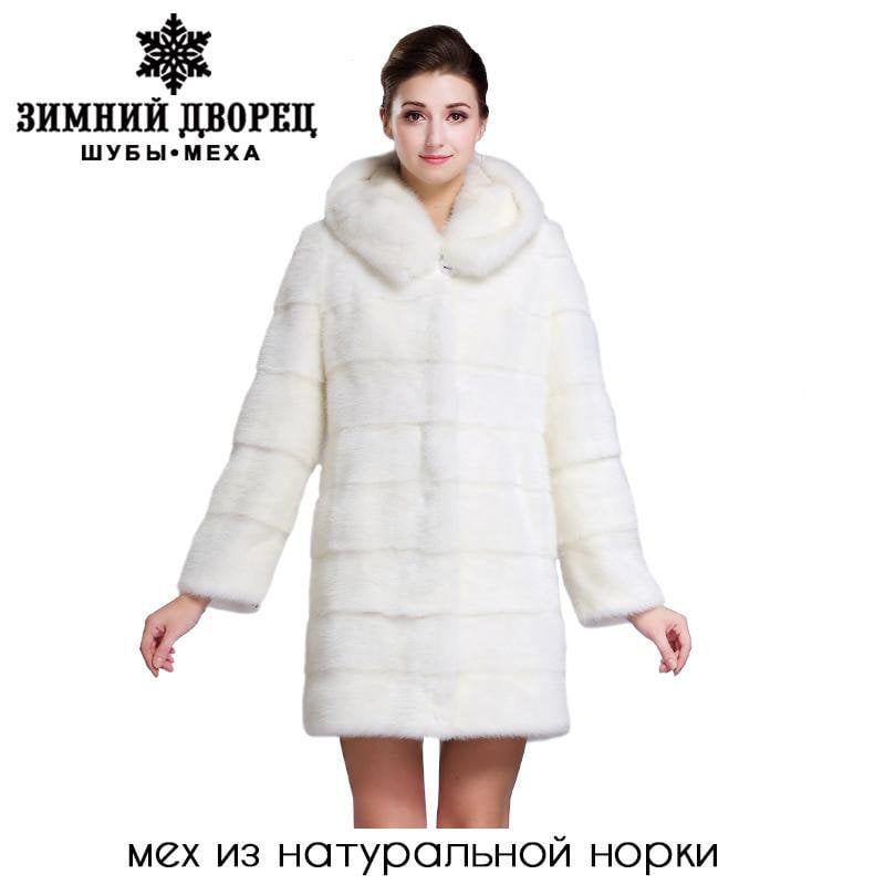 Mink fur coat natural, Genuine Leather,Fashion Slim Fur,Slim,Mink fur coat china,Genuine mink fur coat,Free shipping-Bottoms-SheSimplyShops