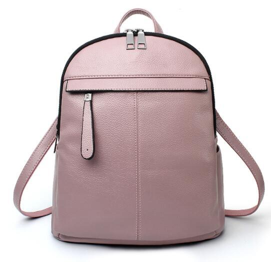 Daily backpacks women backpack school bags students backpack girls women travel bags leather package-BAGS-SheSimplyShops