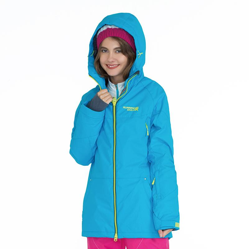 Snowboard Jacket For Women 4 Colors Windproof Woman Warm Snowboard Winter Jacket-Coats & Jackets-SheSimplyShops