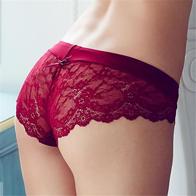 sexy lace comfortable incognito ladies mid-rise underwear women panties-PANTS-SheSimplyShops