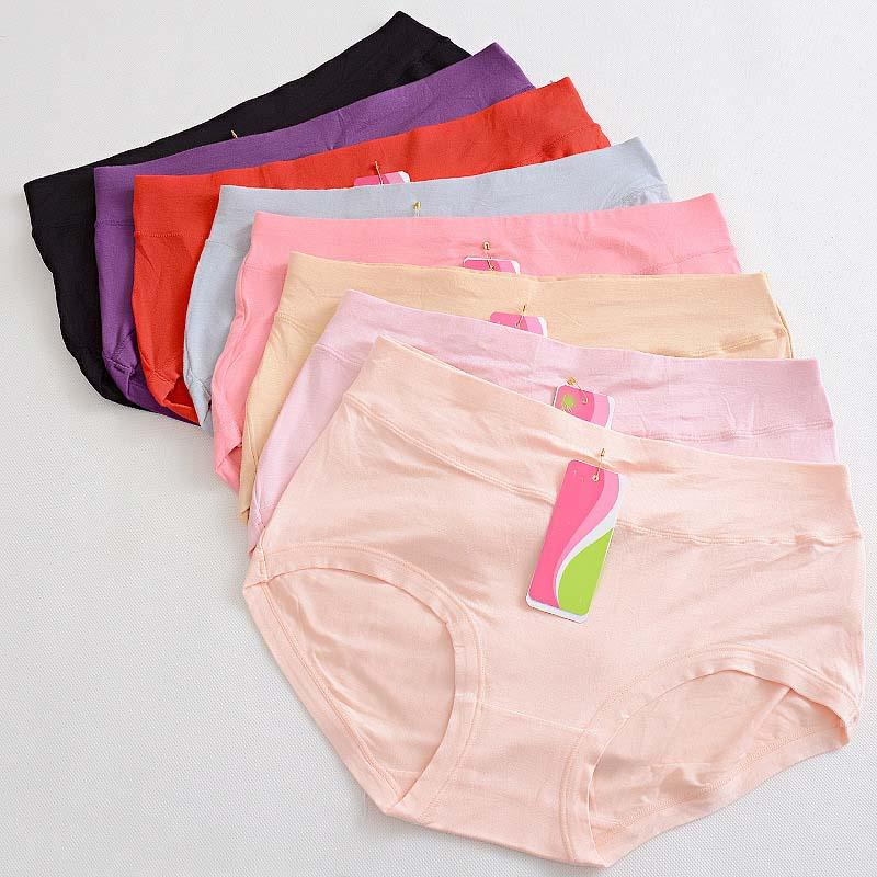 5XL New Panties Women Underwear Ladies Comfortable Calcinhas Briefs Sexy Cotton Panties For Women Plus Size Underpants Panty