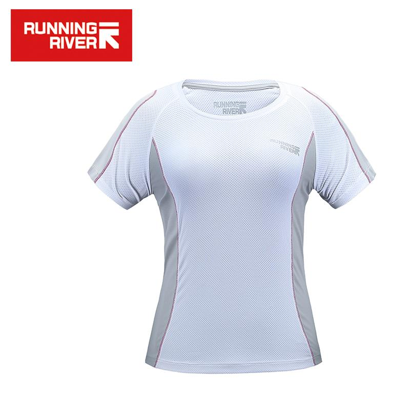 Hiking T-shirts For Women Quick-Drying Comfortable 3 Color Round Collar-Bottoms-SheSimplyShops