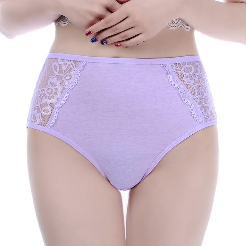 Jacvion Underwear Women Panties Female High Waist Cotton Panties Lingerie Women Comfortable Panties Female Printing Underwear