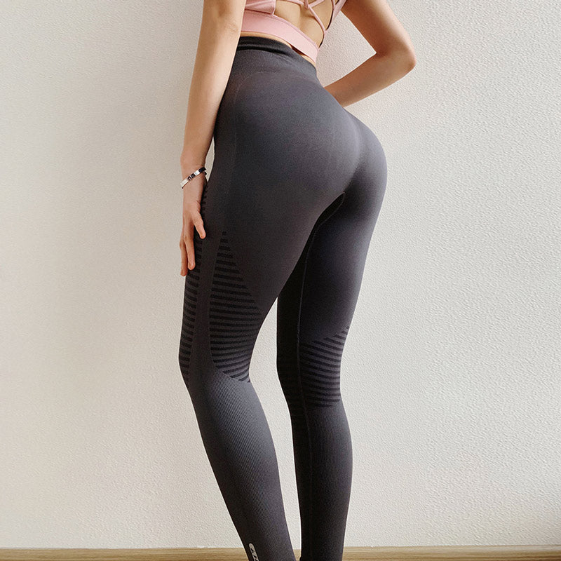 High Waisted Moto Seamless Leggings for Women Scrunch Butt Yoga Pants Energy Seamless Workout Legging Pink Fitness Gym Tights