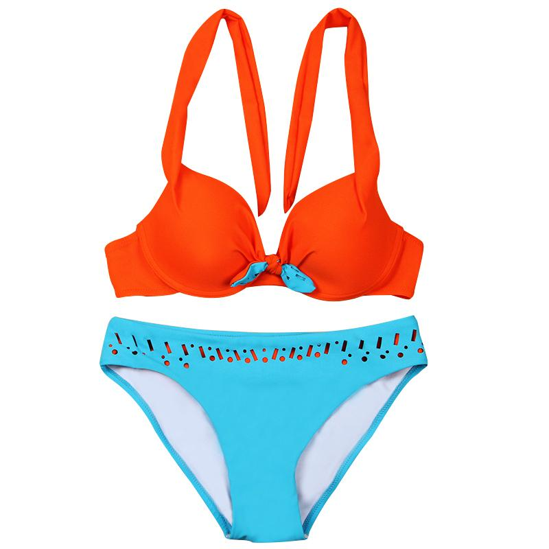 Bikini set push up swimwear bottom top swimsuit competitive high end swimsuits-SheSimplyShops