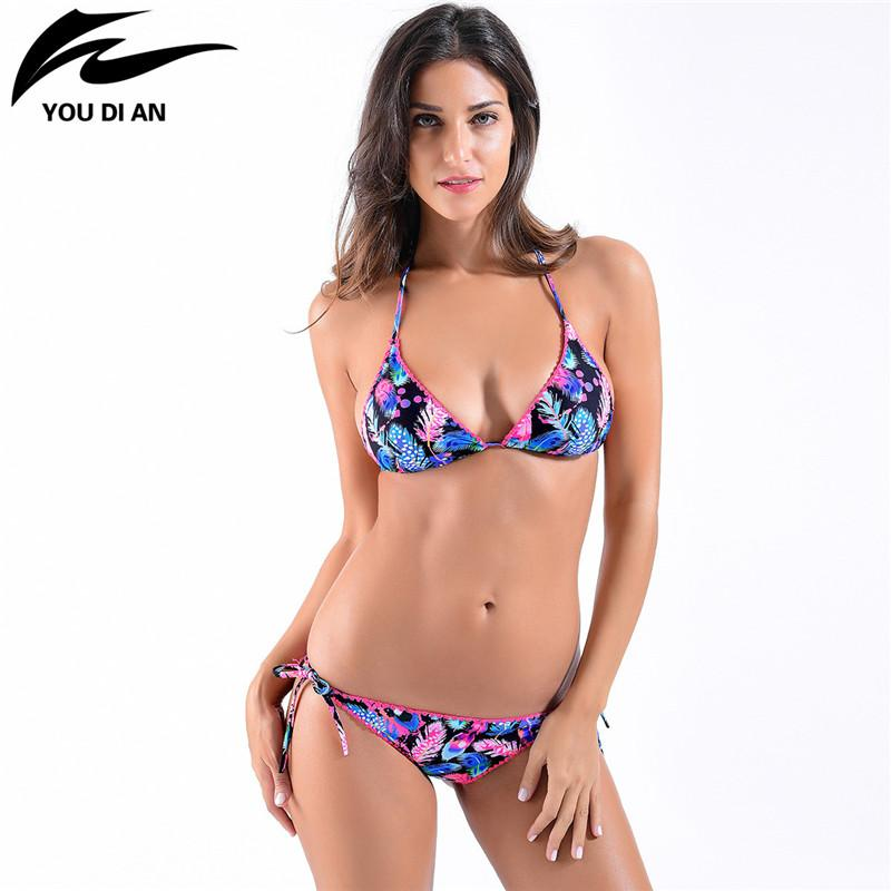 Summer Bikini Push Up Swimwear Women Beachwear Bathing Suit Bandage Swimsuit-SWIMWEAR-SheSimplyShops