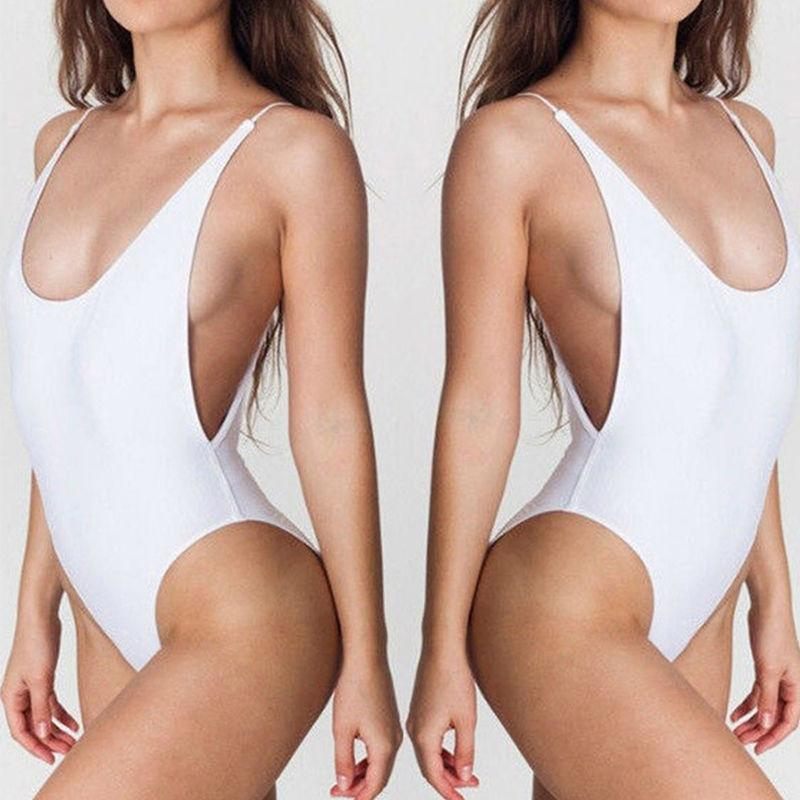 One Piece Women Swimwear Bathing Suits Beach Wear Swimsuit-SWIMWEAR-SheSimplyShops