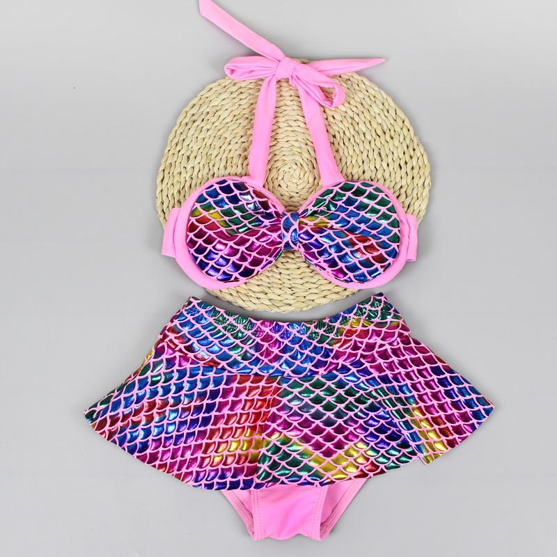Lady princess swimsuit swimwear for teenager beautiful kids Summer bathing suit girls swimwear-SWIMWEAR-SheSimplyShops