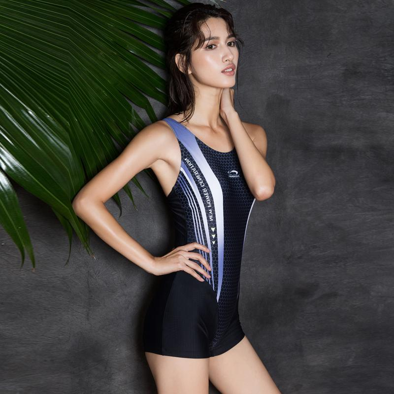 Sports Swimwear Women Racing Competition Swimsuit Girls Bodysuit Athletic One Piece Swimsuit Bathing Suit-ACTIVEWEAR-SheSimplyShops