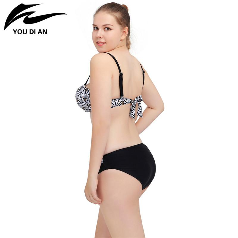 Women Bikinis Bathing Suit Halter Swimsuit Patchwork Swimwear-SWIMWEAR-SheSimplyShops