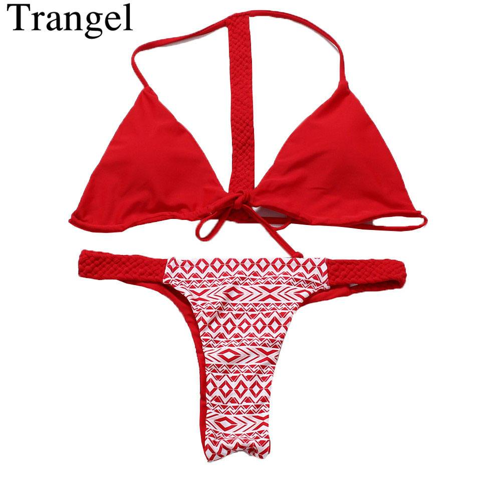 Neon Bandage Bikini sexy Bright Color Stroppy swimsuit beachwear Swimwear women Bikini set-SWIMWEAR-SheSimplyShops